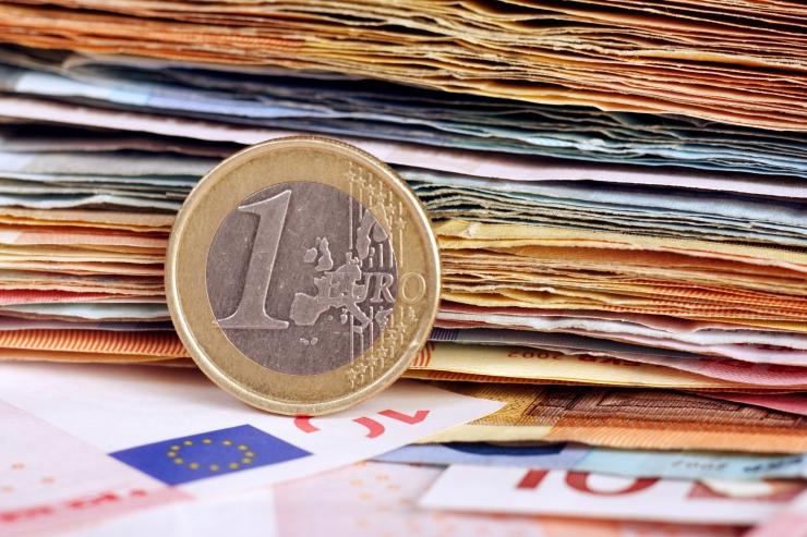 Eesti Pank: ettevõtete võla aastakasv kiirenes 3,2 protsendini