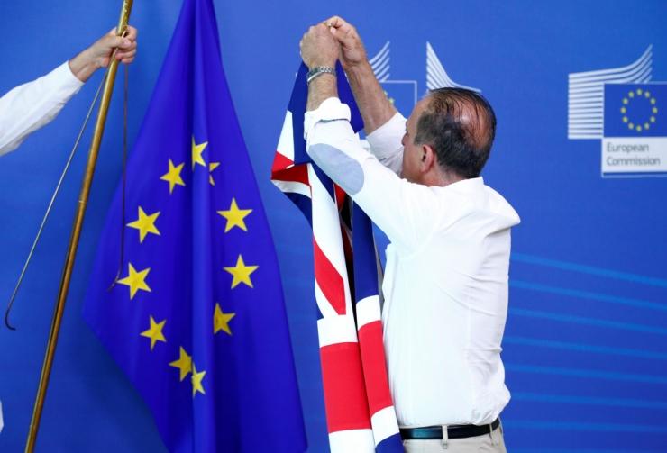 EL ärgitab valmistuma Brexiti-leppe ebaõnnestumise puhuks