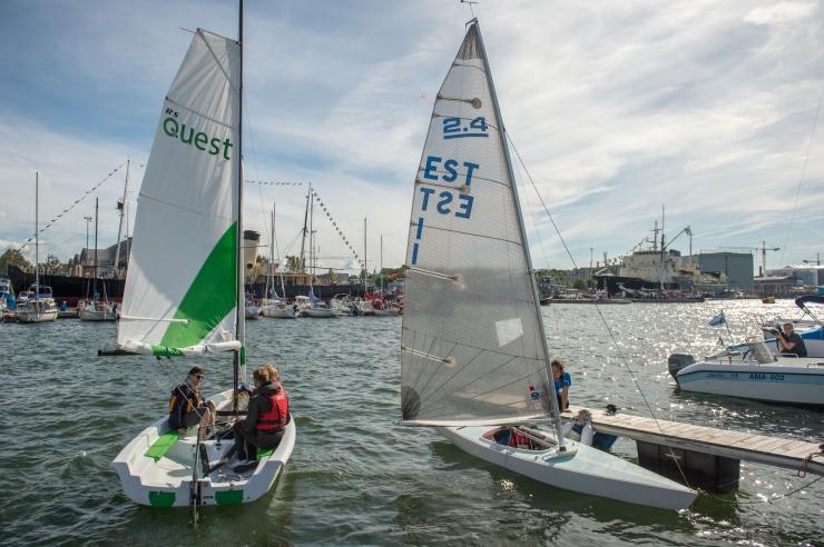Eesti tüdruk krooniti purjetamises maailmameistriks
