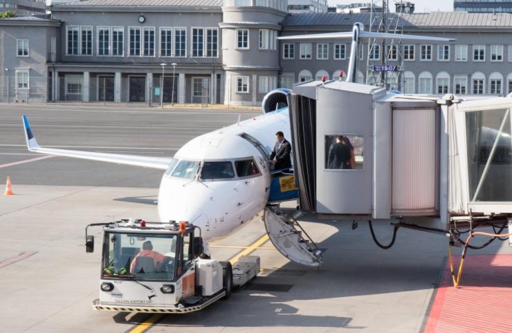 Nordica jätkab lendude tühistamist ka täna