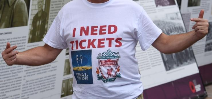Petturid üritasid müüa olematuid pileteid UEFA karikamängule