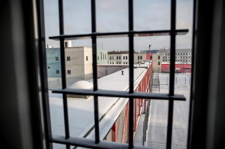 Vanglas kambrikaaslast rünnanud mees jäi lõplikult süüdi