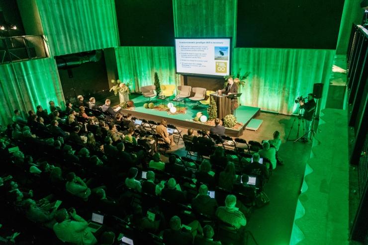 EAS: konverentsituristid jätsid mullu Eesti majandusse 45 miljonit