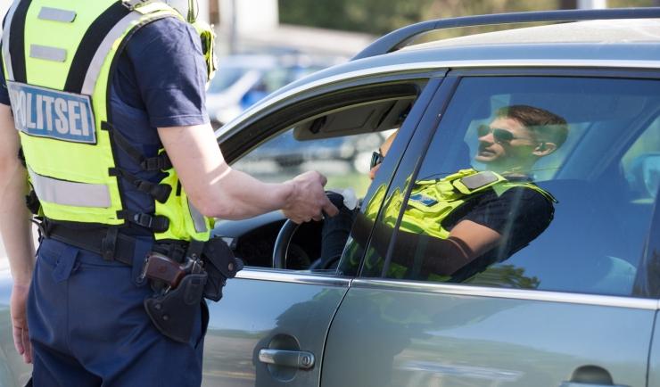 Politsei tabas kuue kuuga ligi 3400 joobes juhti