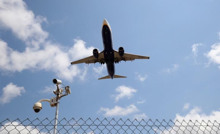 Barcelona-Tallinna lennuk hilineb mootoririkke tõttu üle viie tunni