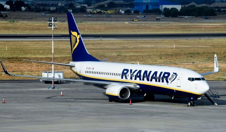 Kriis Ryanairis: streik mõjutab 65 000 reisija plaane