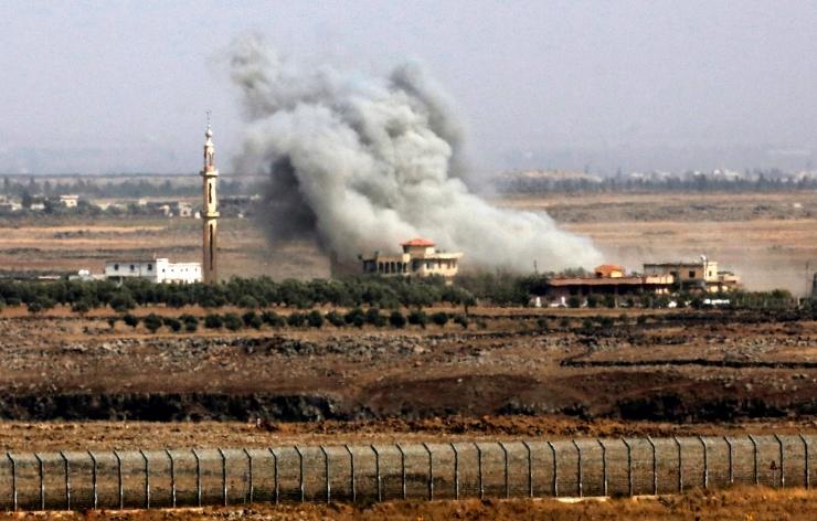 Vaatlejad: Süüria lõunaosas sai IS-i rünnakutes surma 186 inimest