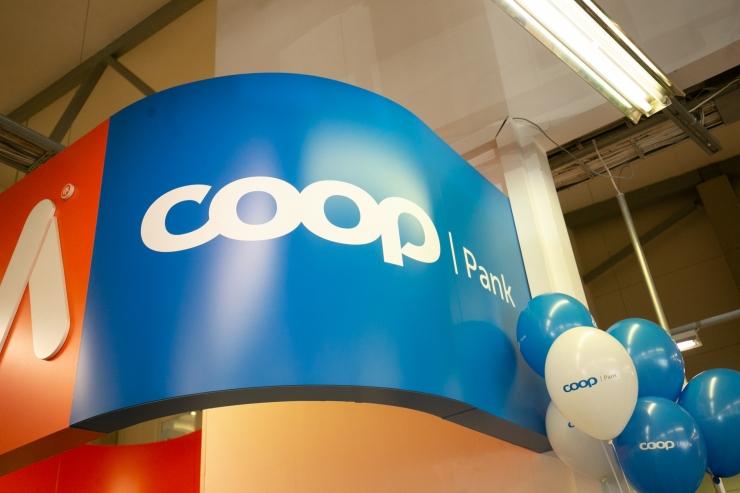 USA võttis Coop Pangalt sanktsioonid maha