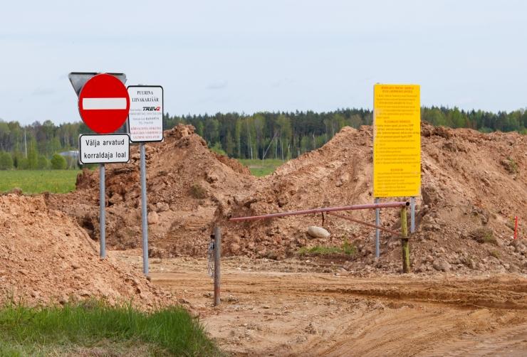 Maavarasid kaevandati mullu rohkem kui eelnevatel aastatel