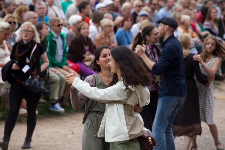 Juubeliaastal säravad Viljandi folgil Eesti noormuusikud