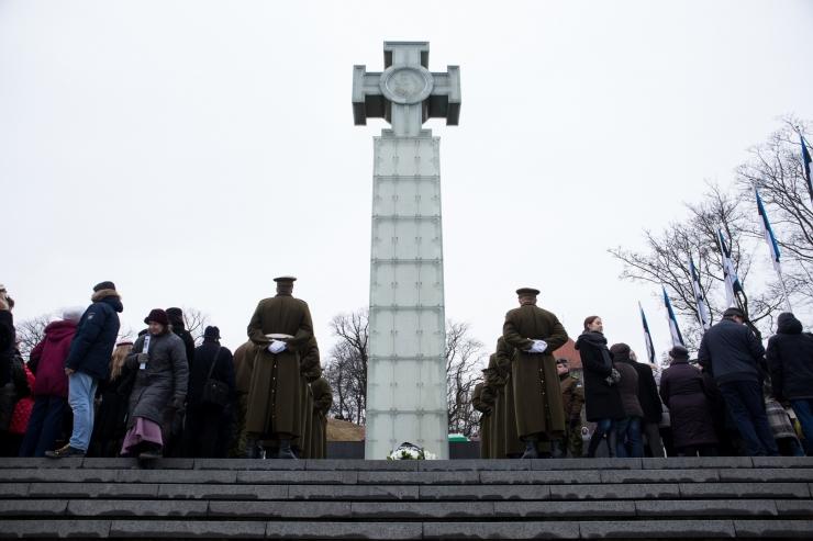 Vsevolod Jürgenson: Eesti väärib uut Vabadussõja võidusammast