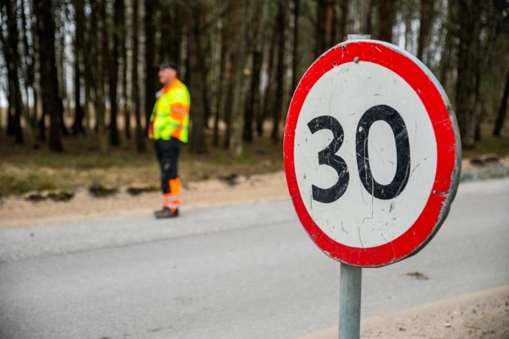 Tallinnas Nõmmel algab kvartalisiseste teede taastusremont