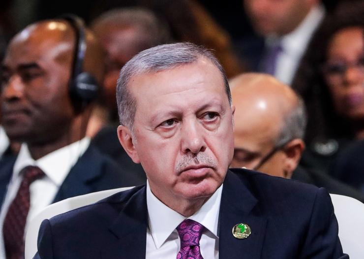 Erdoğan hoiatas USA-d sanktsioonidega ähvardamise eest