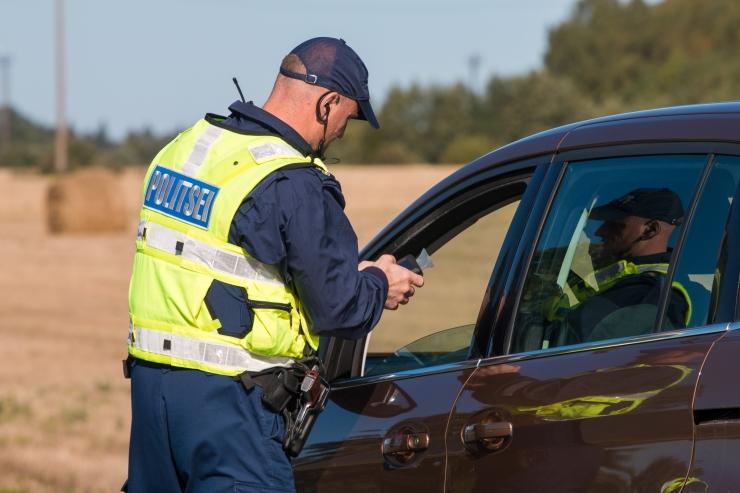 Politsei tabas ööpäevaga 34 joobes sõidukijuhti