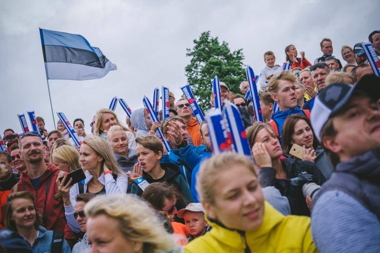 IRONMAN Tallinn triatloninädal toob pealinna tuhandeid väliskülalisi