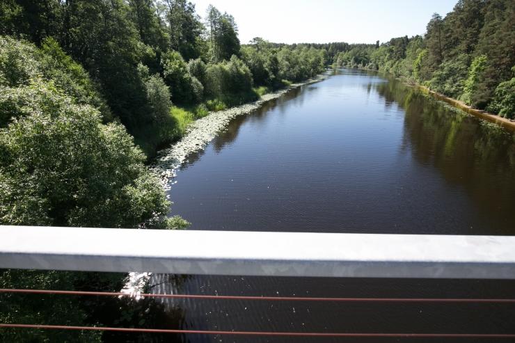 Põua tõttu ei saa ettevõtted enam Vääna jõest vett võtta