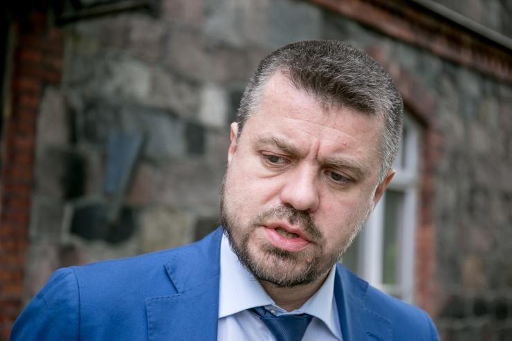 Reinsalu: Oviiri sunddividendid kahjustaks Eesti ettevõtluskeskkonda