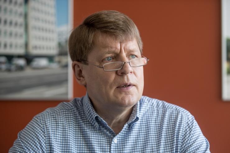 Luman: Eesti vajab kordades rohkem võõrtöölisi kui siiamaani on tulnud
