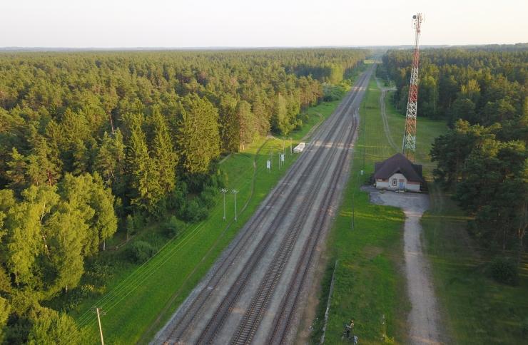 Raudteeremont toob alates 4. augustist Pääsküla-Keila vahele asendusbussid