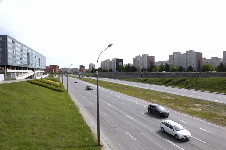 Tallinnas tulistati tulirelvast meest