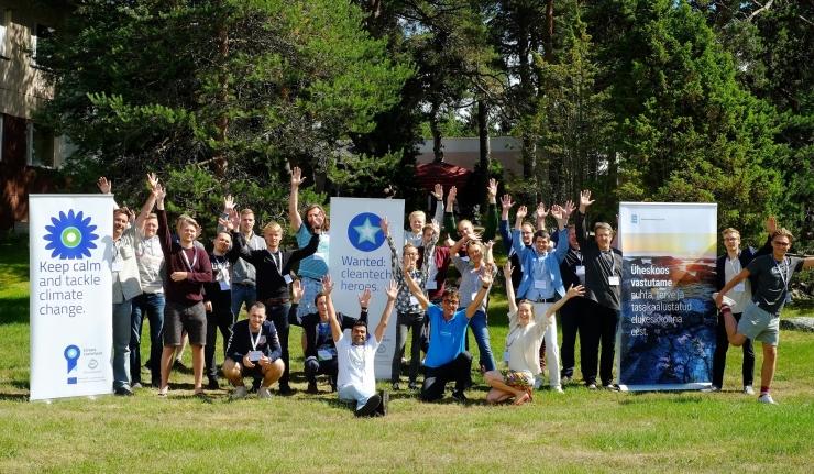 Maailma suurimal roheliste äriideede konkursil on eestlastelt oodata kõrgeid tulemusi