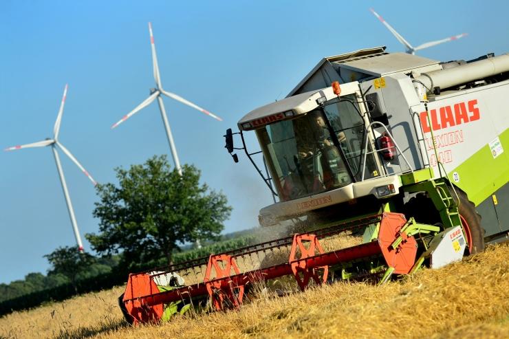 Brüssel lubab põllumeestel põua tõttu toetusi kiirkorras välja võtta