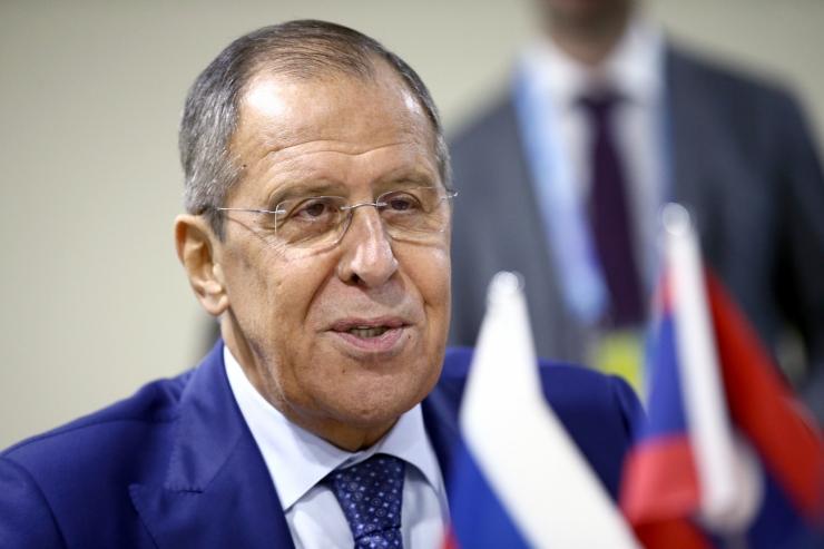 Lavrov: Venemaa ja USA ei tee koostööd Süüria põgenike naasmiseks