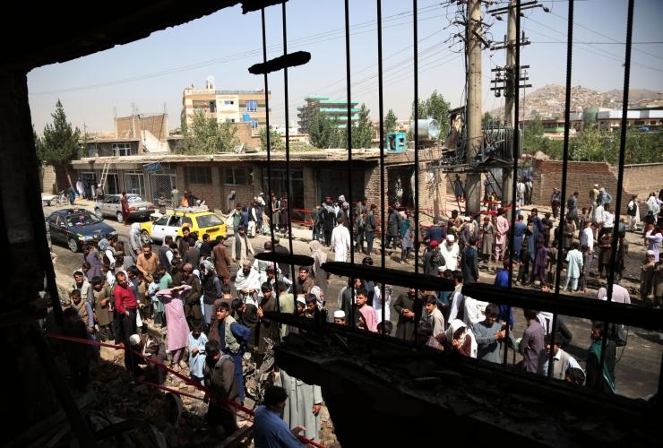 Kabulis leiti kolme inimröövi ohvriks langenud välismaalase surnukehad