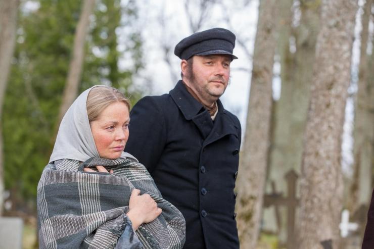 """Vastse-Roostal filmitakse suurfilmi """"Tõde ja õigus"""" viimaseid stseene"""