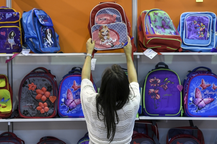 Koolieelne heategevusprojekt kutsub koolitarbeid annetama