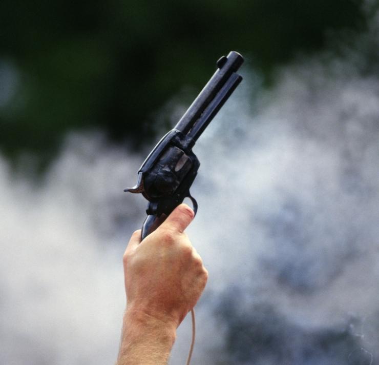 Kohus võttis meest tulistanud teetöölise vahi alla