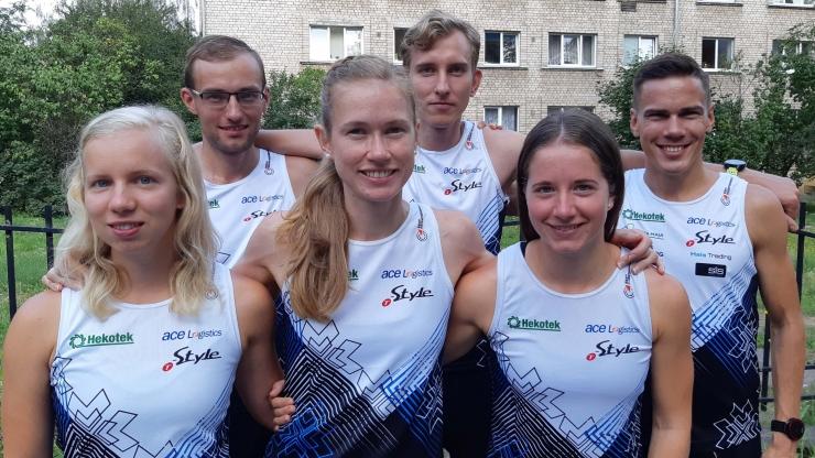 Eesti koondise orienteerujad on peaaegu koduse MM-i eelõhtul optimistlikud
