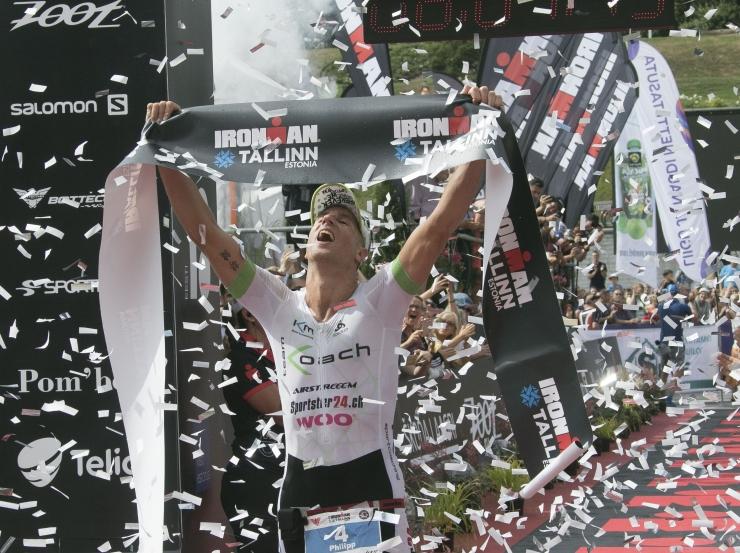 FOTOD! Vaata pilte Ironman Tallinn finišist ja auhinnatseremooniast!