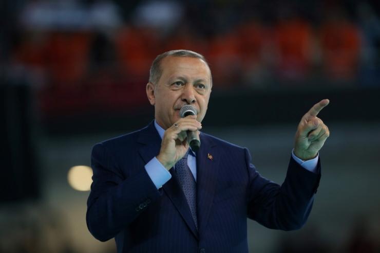 Türgi vastab USA sanktsioonidele samaga