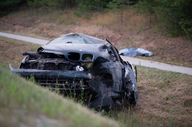 Kolm eestlast sattusid Norras liiklusõnnetusse