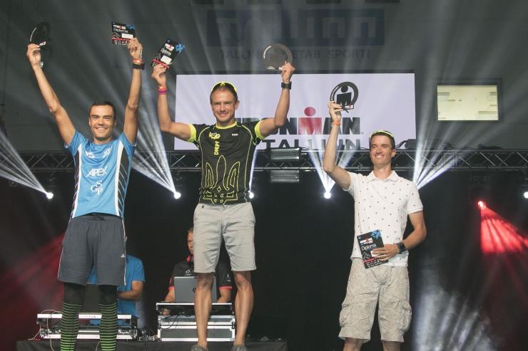 FOTOD! IRONMAN Tallinn triatlon tutvustas Eestit üle maailma