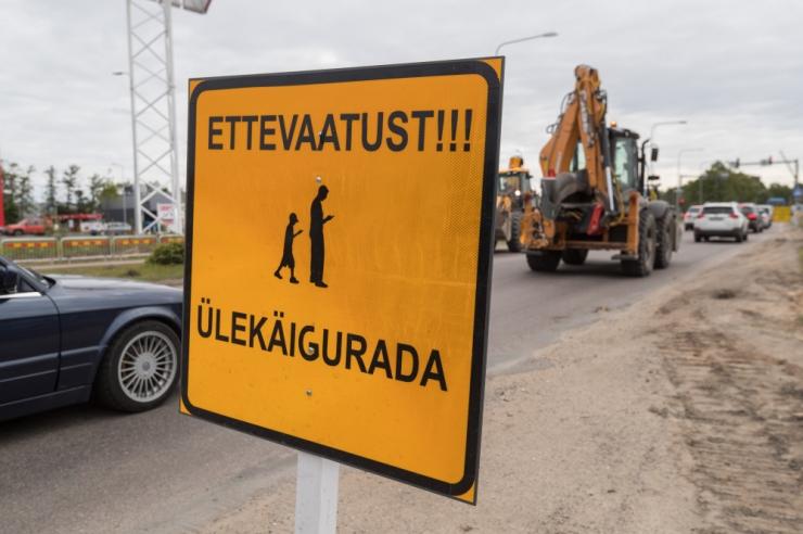 Tallinna politsei soovib elanike arvamust liiklusprobleemide kohta