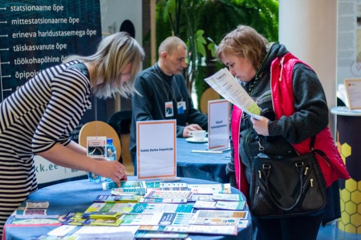 Töötukassa arutleb Arvamusfestivalil tulevikutöö teemadel
