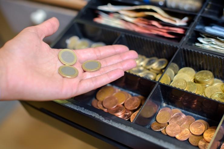 Tarbijahinnaindeks tõusis juulis aastaga 3,5 protsenti