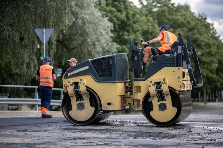Maanteeamet: teede lagunemise üheks põhjuseks on ka kihutamine