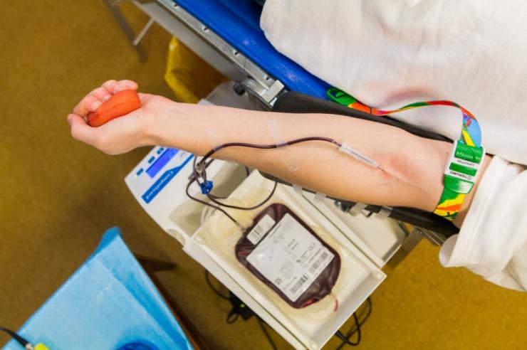 Verekeskus kutsub inimesi verd loovutama