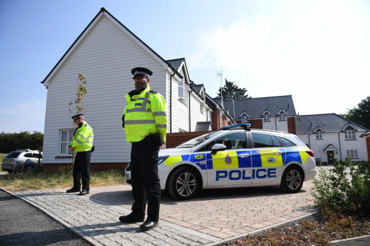 Briti politsei: leppeta Brexit seab avalikkuse ohtu