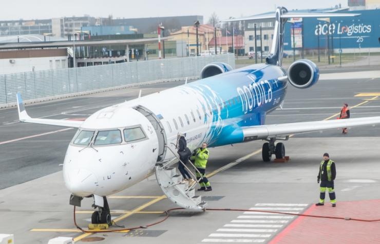 Tallinna lennujaama reisijate arv kasvas juulis aastaga 14 protsenti