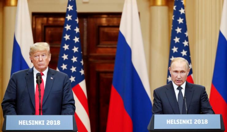 Politico: Putin pakkus Helsingis Trumpile relvastuse vähendamise kava
