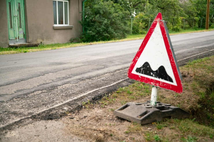 Esmaspäeval muutub Tammsaare tee–Tondi tn–Rahumäe liikluskorraldus