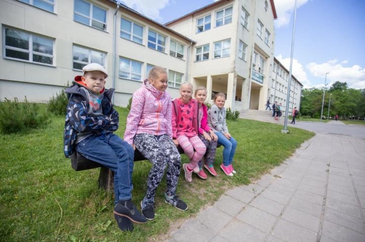 """Heategevusprojekt """"Lapsed kooli"""" stardib homme"""