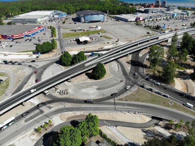 Haabersti viadukti tunnelid on palavaga mõnusad