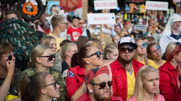 Järgmise nädala teisipäeval algab Eesti õpilasmalevate kokkutulek