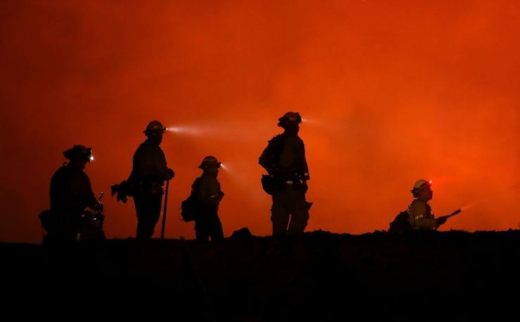 California loodab kahjutule septembris kontrolli alla saada