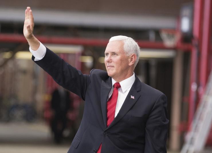 Pence: USA-l on aeg luua kuuenda väeliigina kosmoseväed